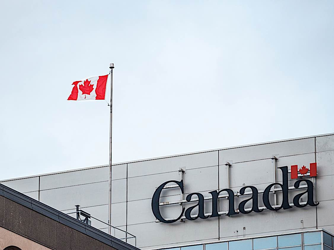 S Canadian government building and flag Pivotal HR Solutions Blog